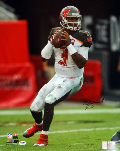 Jameis Winston Autographed 16x20 Photo Tampa Bay Buccaneers PSA/DNA