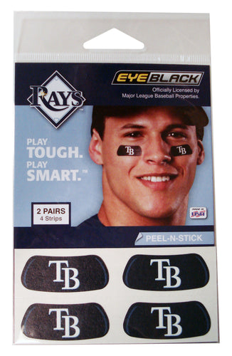 Tampa Bay Rays Eye Black