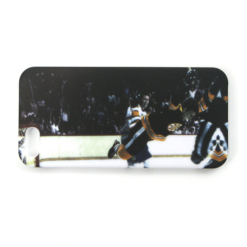 Bobby Orr Goal iPhone 5 Phone cover