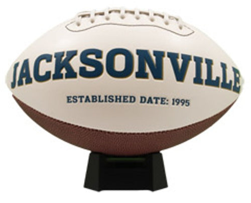 The Licensed Products Signature Series NFL Full Size Footballs - Jacksonville Jaguars
