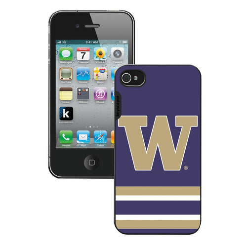 Wsh Huskies Iphone 5 Case