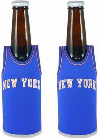 New York Knicks Bottle Jersey Holder