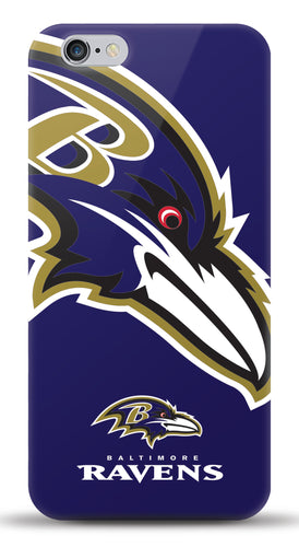 Mizco NFL Baltimore Ravens IPhone 6 Oversized Snap Back Case