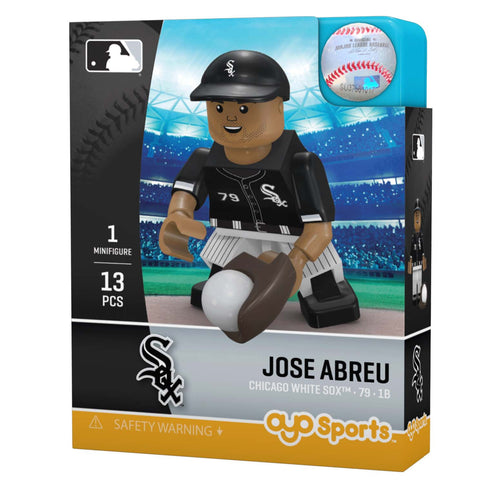 OYO MLB Generation 5 Limited Edition Minifigure Chicago White Sox - Jose Abreu