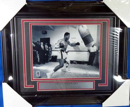 Muhammad Ali Unsigned Framed 8x10 Photo  #138062