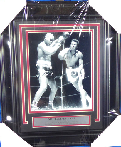 Muhammad Ali Unsigned Framed 8x10 Photo  #138063