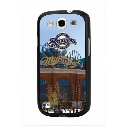 Samsung Galaxy S3 MLB - Milwaukee Brewers Dome Closed