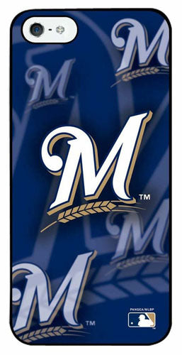 MLB Milwaukee Brewers 3D Logo iPhone 4/4S Case