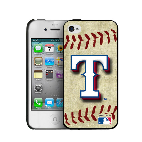 Iphone 4/4S Hard Cover Case Vintage Edition - Texas Rangers