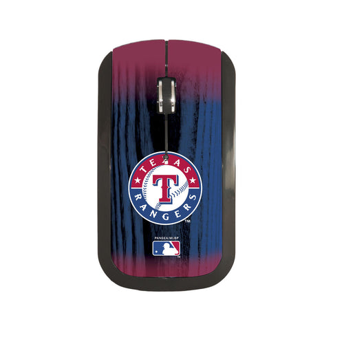 MLB Texas Rangers Wireless Mouse