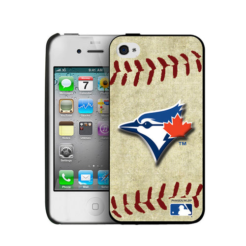 Iphone 4/4S Hard Cover Case Vintage Edition - Toronto Blue Jays