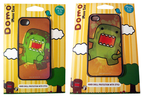 Wild Domo Lenticular iPhone 4/4S Case