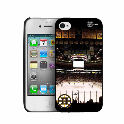 Iphone 4/4S Hard Cover Case - Boston Bruins Arena