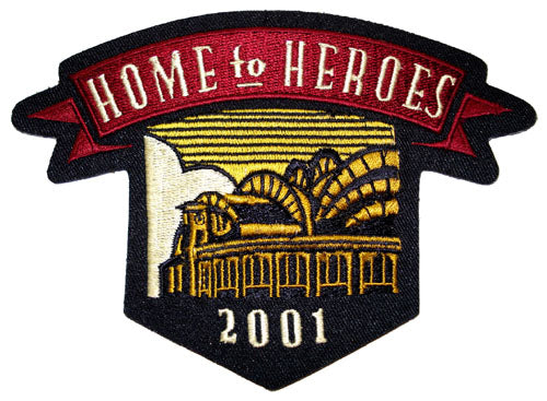 MLB Team Logo Patch MLB Team: Milwaukee Brewers - Home2Hero
