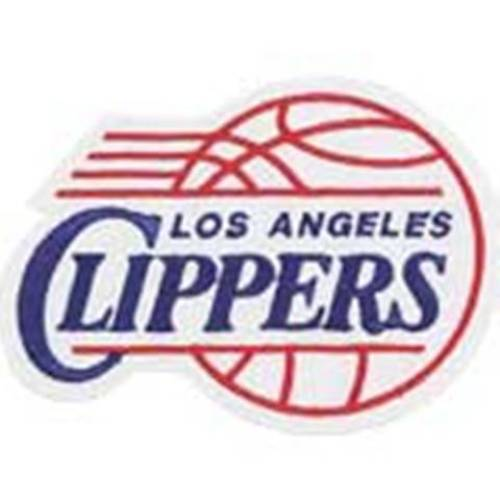 NBA Logo Patch - LA Clippers