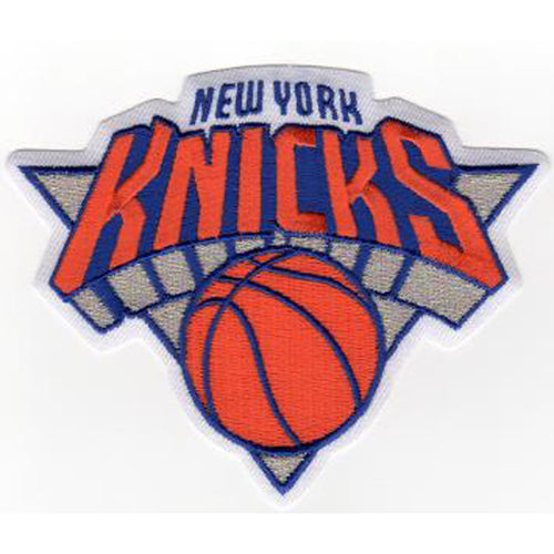 NBA Logo Patch - New York Knicks