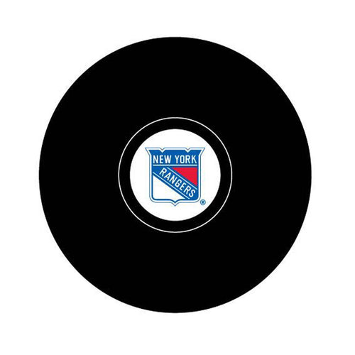 NHL New York Rangers Puck