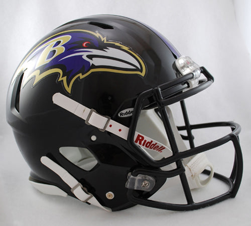 Riddell Revolution Speed Mini Helmet - Baltimore Ravens