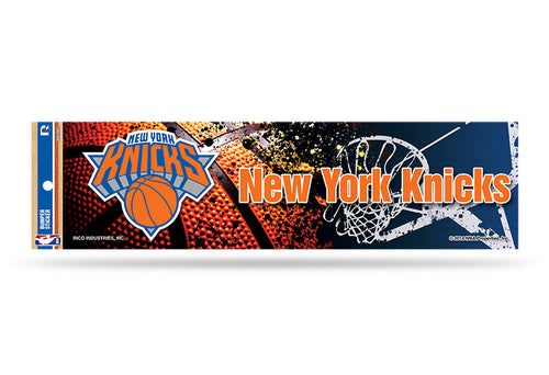 New York Knicks Bumper Sticker