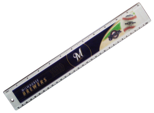 Milwaukee Brewers Ruler