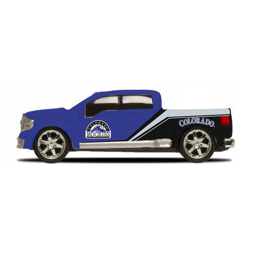 Ford F350 Pickups 1:64 Diecast - Colorado Rockies