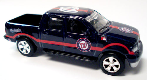 Top Dog 1:64 Ford F150 Pickup - MLB Washington Nationals