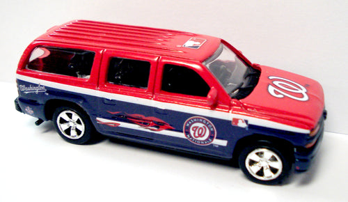 Top Dog 1:64 Chevy Suburban - MLB Washington Nationals
