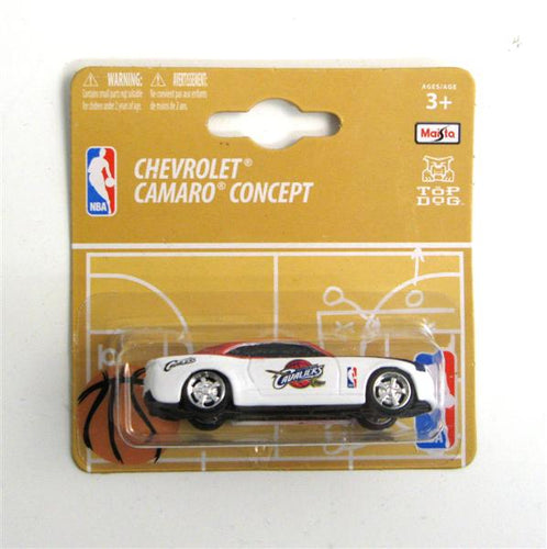 NBA Chevy Camaro 1:64 Style - Cleveland Cavaliers