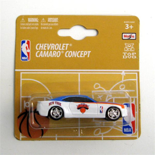 Chevy Camaro 1:64 Style - New York Knicks