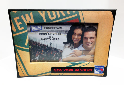 NHL New York Rangers Picture Frame 4x6