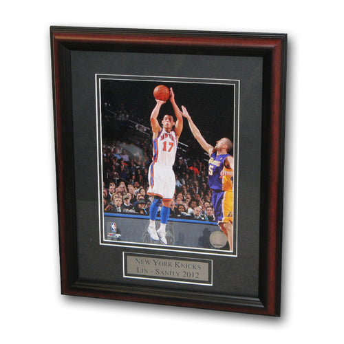 Treehugger 11X14 Photo - New York Knicks Jeremy Lin