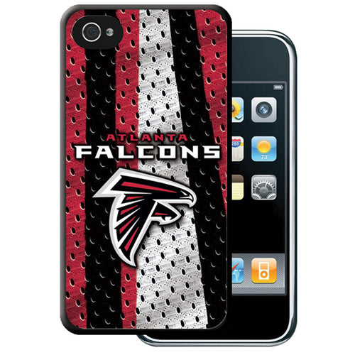 Iphone 4/4S Hard Cover Case - Atlanta Falcon
