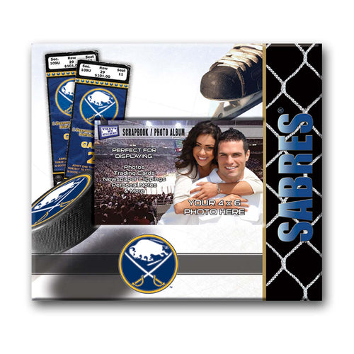 That's My Ticket Buffalo Sabres Scrapbook
