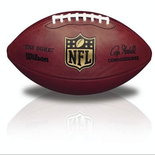 Wilson Official NFL® DUKE Football