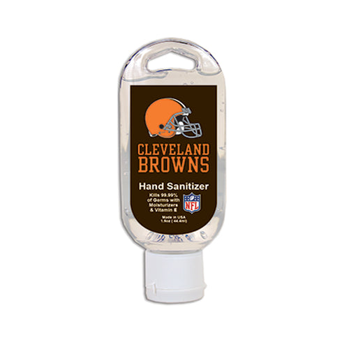 Worthy Hand Sanitizer - NFL Cleveland Browns
