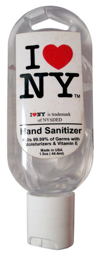 Worthy Hand Sanitizer - I Heart New York