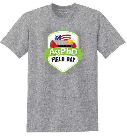 Ag PhD Field Day Tee