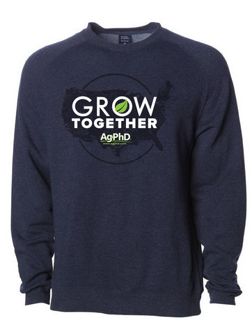 USA Grow Together Crew Neck