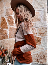 The Viola Sweater (Rust)