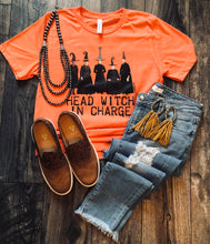 Head Witch In Charge Tee