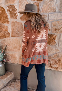 The Japonica Knit Cardigan (Camel)