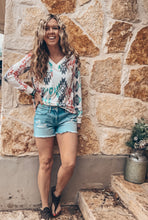 The Pontoon Distressed Shorts (Light Wash)