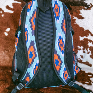 Rodeo Time Aztec Backpack