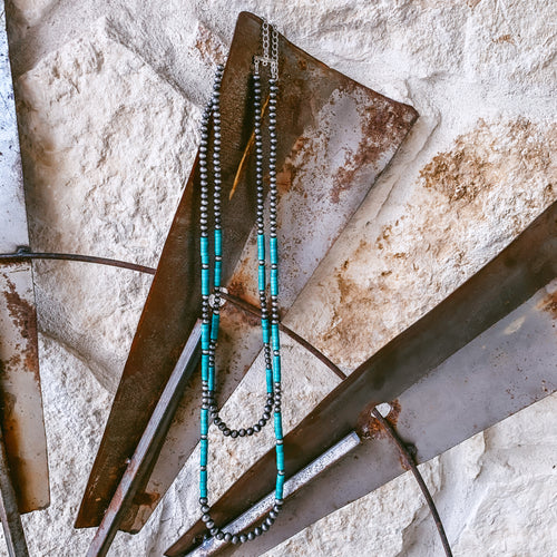 The Seabrook Turquoise Necklace
