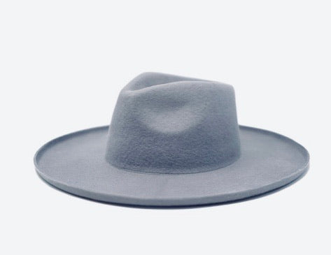 The Billy Masterson Felt Hat