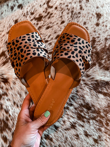 The Cisco Cheetah Sandals