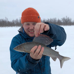 Magnificent ice fishing trip - 4 hours