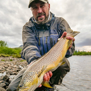Highland Mountain Fishing for Great Arctic Char and Big Brown Trout - 30.6-5.7.2020