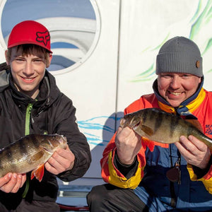 Ice Fishing - Day Trip (Bookable)
