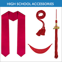 High School Graduation Accessories